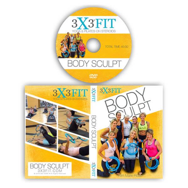 Body Sculpt DVD