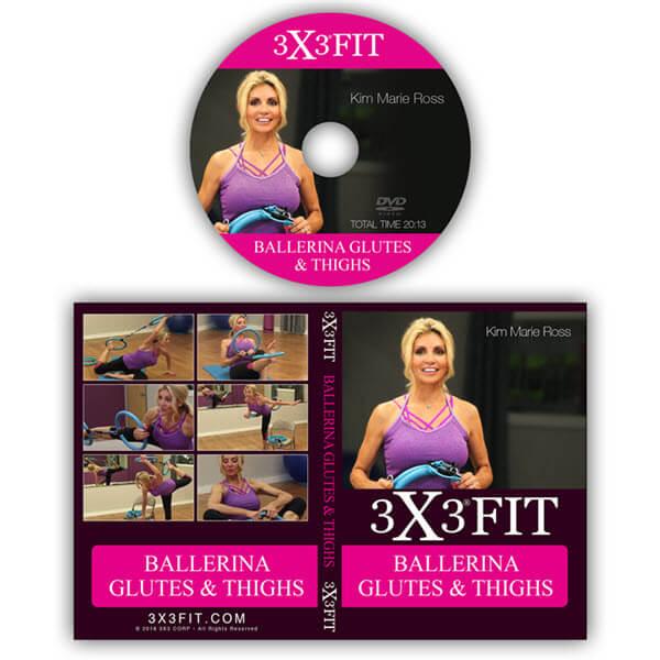 Ballerina Glutes DVD