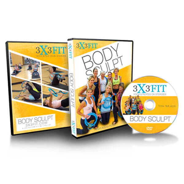 Total Body Sculpt DVD