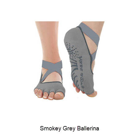 Smokey Grey Ballerina