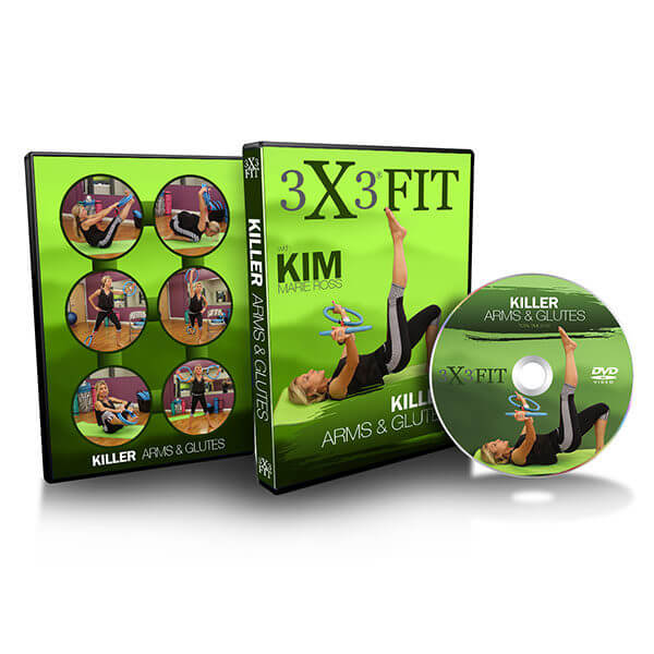 Killer Arms & Glutes DVD
