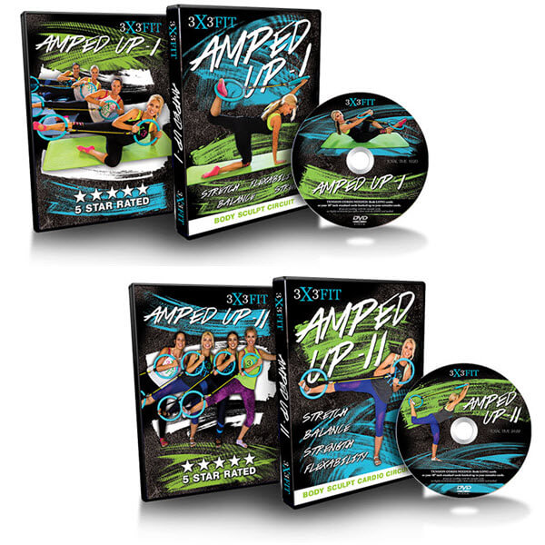Amped Up I and Amped Up II DVD