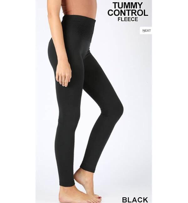Tummy Control: Black
