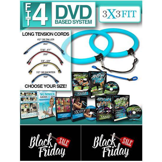 3X3 Fit 4 Black Friday