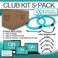 CLUB KIT 5-PACK