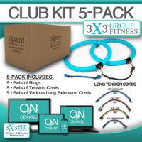 CLUB KIT 5-PACK