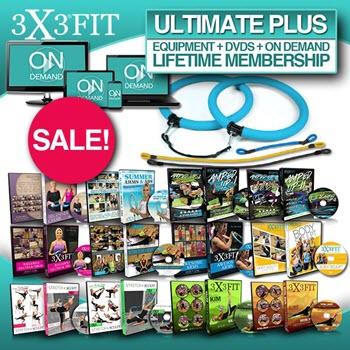 ULTIMATE PLUS – Equipment + DVDs + OnDemand Lifetime Membership