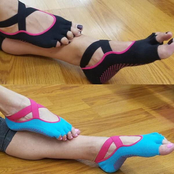 3X3Fit Logo Grip Socks