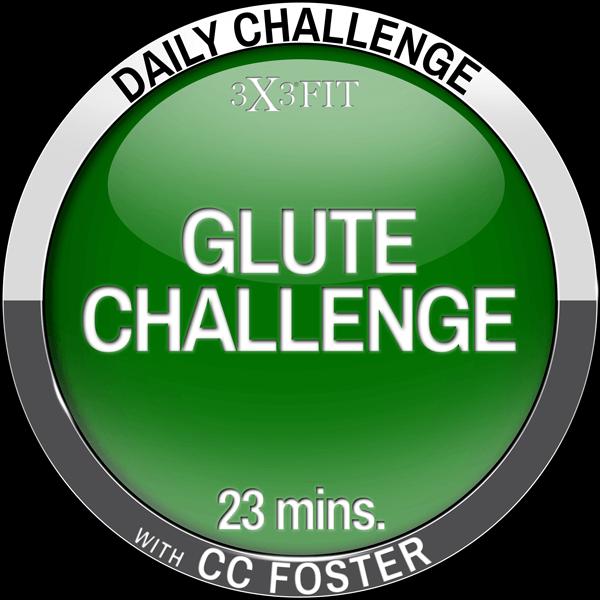 CC GLUTE CHALLENGE