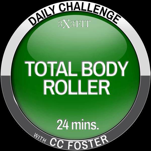 CC Total Body Roller