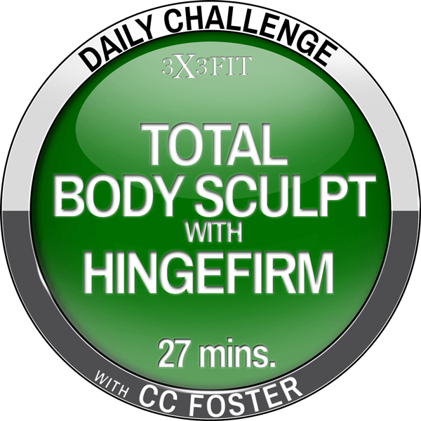 CC Total Body Sculpt with HingeFirm