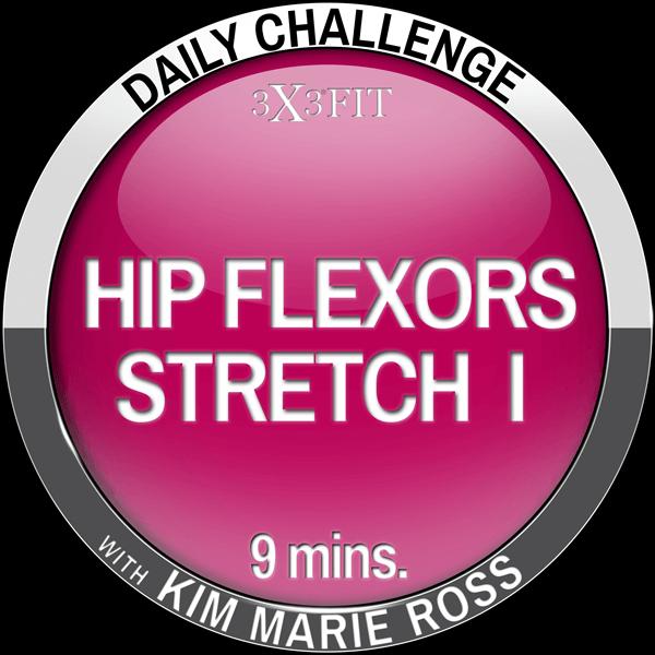 3X3 FIT HIP FLEXOR STRETCHES I