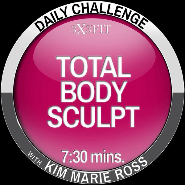 3X3 FIT Total Body Sculpt