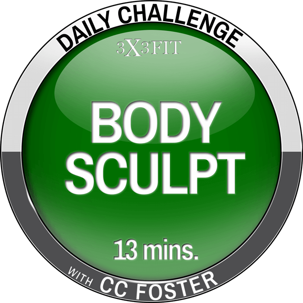 Body Sculpt with CC Foster
