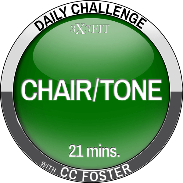 Chair Tone with CC Foster