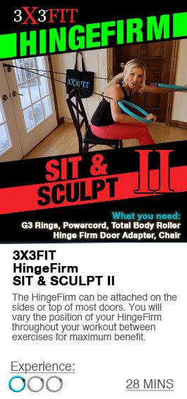 Sit & Sculpt II